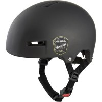 Alpina-Sports Airtime Black Matt (52-57cm)