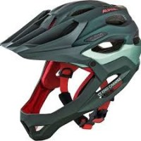 Alpina-Sports King Carapax Indigo-Cherry Drop (52-57cm)
