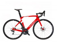 Wilier Triestina Cento1Air Disc (L:55.5mm)  red/white glossy