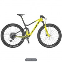Scott Bike Spark RC 900 World Cup   MY20