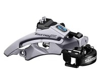 Shimano Tourney FD-TX800-TS3 7/8sp 34.9mm Top Swing/Dual Pull