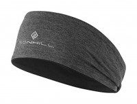 Ronhill Reversible Contour Headband medium/large Grey