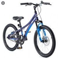 Chipmunk 20'' Explorer Disc Alloy  blue