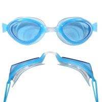 Blueseventy Flow Goggle  clear|blue