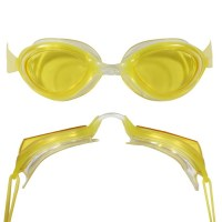 Blueseventy Flow Goggle  clear|yellow