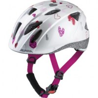 Alpina-Sports Ximo (49-54cm) white hearts