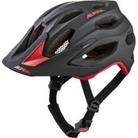 Alpina-Sports Carapax 2.0 (54-62cm) black red