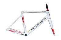 Frameset Colnago C-RS (560mm) used w/BB  glossy white