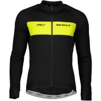 Scott Shirt RC Warm extra large Black