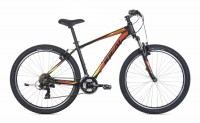 Ideal 29'' Trial 21sp (480mm) large black|orange|yellow