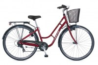 Ideal City Life 7sp (460mm)  red