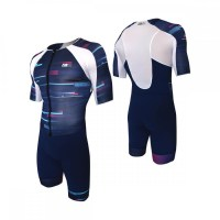 Z3R0D Racer TT Suit Man  Revolution Blue