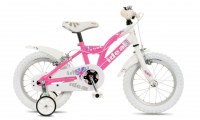 Ideal V-Track 12'' (210mm)  pink|white