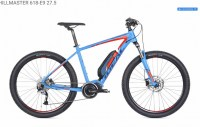 Ideal 27.5'' Hillmaster-E9 618 (480mm)  blue|red