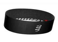 CompresSport Free Belt (Double Face)  black grey