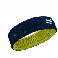 CompresSport HeadBand On/Off  Blue|Lime