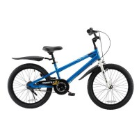 RoyalBaby 20'' Freestyle Boy blue