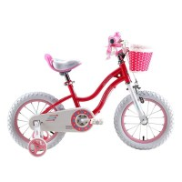 RoyalBaby 14'' Star Girl pink