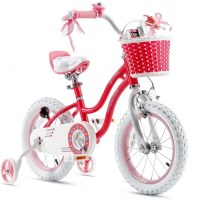 RoyalBaby 18'' Star Girl Pink