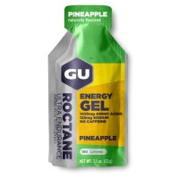 GU Energy Gel Roctane 32g 125mg sod  pineapple