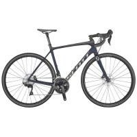Scott 700c Addict 20 disc stellar blue small  MY21