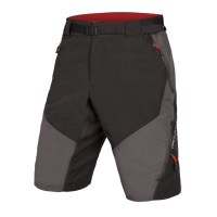 Endura Hummvee Short II with liner E8064  Grey