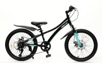 Chipmunk 20'' Explorer Disc Alloy  black