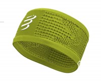 CompresSport HeadBand On/Off  lime