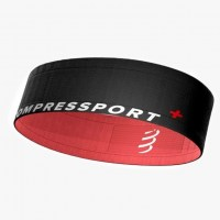 CompresSport Free Belt (Double Face)  black|coral