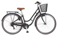 Ideal 28'' City Life 7sp  black MY21