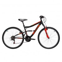 Clermont Pamir 24'' 18sp (330mm)  black
