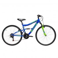Clermont Pamir 24'' 18sp (330mm)  blue